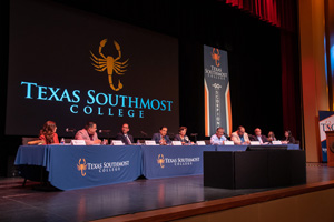 TSC Board of Trustees lower tuition and fees, again.